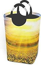 IUBBKI Sunflower Artwork Printed Waterproof