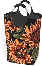 IUBBKI Sunflower Printed Waterproof Foldable