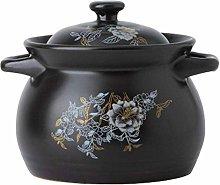 IUYJVR Casserole Pot Ceramic Cooking Pot -