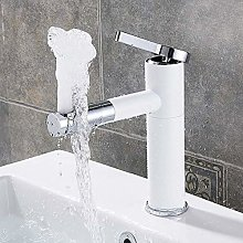 IUYJVR Kitchen Sink Tap Waterfall hot and Cold