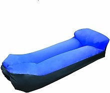 iuyomhes Outdoor Portable Inflatable Sofa, Lazy