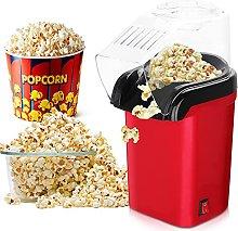 IVEOPPE Popcorn Maker, 1200W Popcorn Machine, Hot