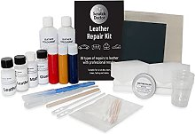 IVORY Leather Sofa & Chair Repair Kit for tears