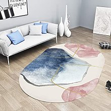 IVQAPP Abstract Shaped Simple Household Floor Mat