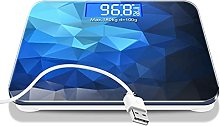 IVQAPP Charging Electronic Weighing Scale Home