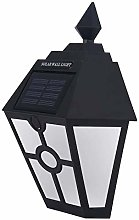 Iycorish Solar Lights for Wall, Porch, Garden,