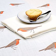 Izabela Peters 1.1 M - Vintage Robin Tablecloth -