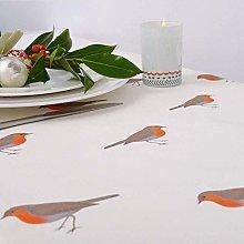 Izabela Peters 2.2 M - Vintage Robin Tablecloth -