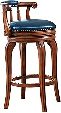 J-DYHGB Counter Stool Barstools Comfortable - 1 Pc