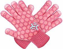J H Heat Resistant Cooking Glove:EN407 Certified