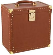 J-Line - Suitcase Carafe, Glass & Ice Bucket - PU