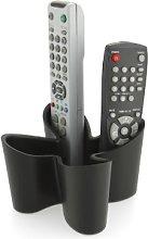 J-Me - Black Cozy Desk Tidy Remote Control Holder