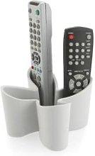 J-Me - Grey Cozy Desk Tidy Remote Control Holder -