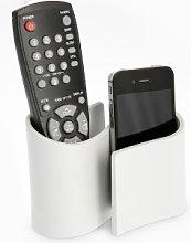J-Me - Grey Snug Desk Tidy Remote Control Holder -