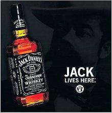 Jack Daniel's (Bottle)  Vintage Advertisement
