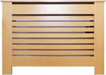 Jack Stonehouse Horizontal Slat Oak Radiator Cover