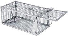 Jacksking Mouse Trap, 27 * 14 * 12cm Rat Trap Cage