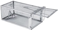 Jacksking Mouse Trap, 27 * 14 * 12cm Rat Trap Cage