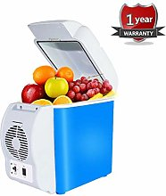 Jacksking Portable Car Fridge, 12V 7.5L Mini Home