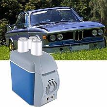 Jacksking Portable Car Fridge, 12V 7.5L Mini Home