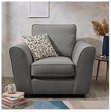 Jackson Fabric Armchair