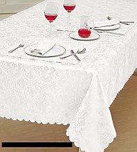 Jacquard Damask Table cloths Napkins & Table