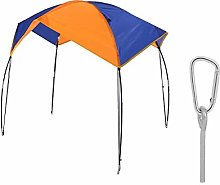 Jadeshay Boat Sun Shelter - 2-4 Persons Foldable