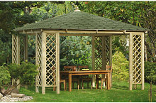 Jagram Garden Buildings - Rimini Canopy Pavilion