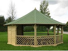 Jagram Garden Buildings - Wagner Pavilion Gazebo
