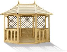 Jagram Garden Buildings - Winchester Pavilion