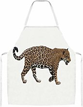 Jaguar Home Kitchen Cooking Grill Aprons For Women