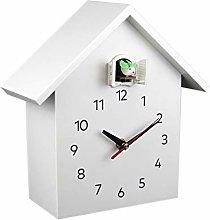 Jaimenalin Cuckoo Quartz Wall Clock Modern Bird