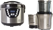James Martin by Wahl Multi Cooker and Grind and