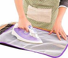 Jaminy 1x Heat-resistant Mesh Ironing Cloths,