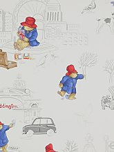 Jane Churchill London Paddington Wallpaper