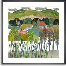 Jane Robbins - 'Southease' Sussex Wood