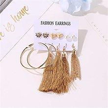 Janly Clearance Sale Womens Earrings, New Set