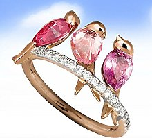 Janly Clearance Sale Womens Rings, Men And Women