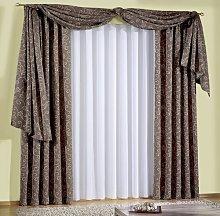 Jann Room Darkening Window Scarf Ophelia & Co.