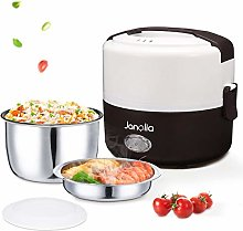 Janolia Electric Lunch Box, Portable Food Lunch