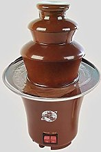 JANOON Electric Melted Chocolate Fondue Fountain