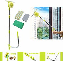 JAOSY Window Cleaning Kit, Window Squeegee and