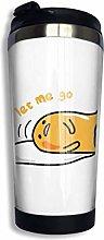 Japan Gudetama Lazy Egg Coffee Cup Stainless Steel