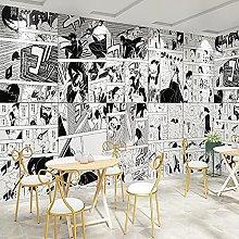 Japanese Anime Naruto Wallpaper Black and White