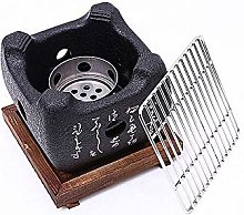 Japanese Barbecue Grill, Rectangular Charcoal