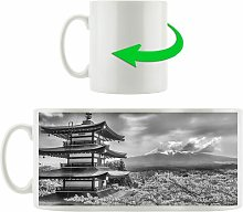 Japanese Building Coffee Mug East Urban Home