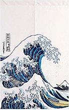 Japanese Noren Doorway Curtain,Cotton Linen
