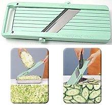 Japanese Slicer Vegetable Fruit Mandoline Cutter