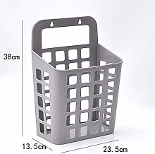 Japanese-style Sucker Laundry Basket Hamper