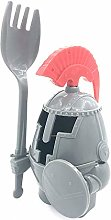 JAQ Creative knight Eggs Cup Warrior Egg Cup